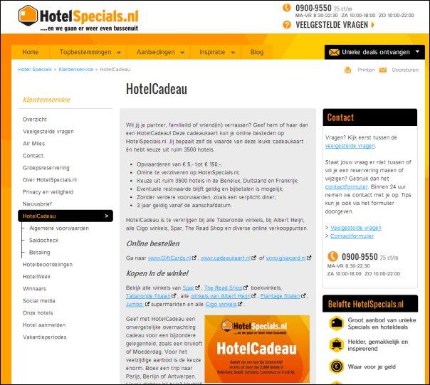 hotelcadeau