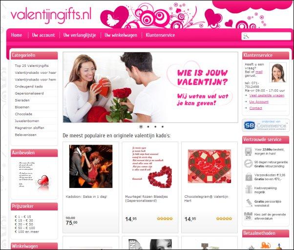 Valentijngifts