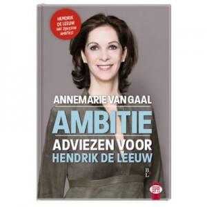 boek van Annemarie van Gaal Ambitie