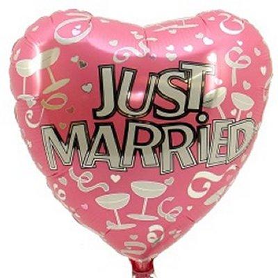 huwelijk ballon