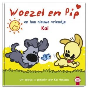 Woezel en Pip boek als kadotip geboorte